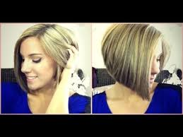 who do aline haircuts work for how i round brush style my a line bob for a line stacked