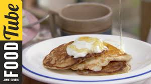 how to make one cup pancakes jamie oliver youtube