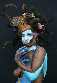 Highlights of the World Bodypainting Festival