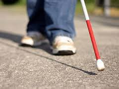 Blind People Canes Why Is The White Cane White And Other Facts