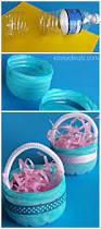 water bottle easter basket craft for kids basket crafts easter