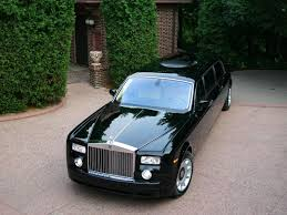 limousine rolls royce black limousine rolls royce phantom photo black cars limousines
