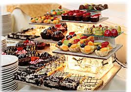 dessert displays buffet pastries and desserts dessert displays