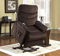 amazon com furniture of america venturi bella fabric recliner