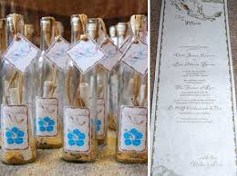 message in a bottle wedding invitations message in a bottle send well wishes to sea for the and