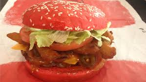 bk halloween whopper burger king u0027s angriest burger is out and we give it a try today com