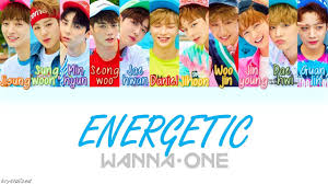 Wanna One Wanna One 워너원 Energetic 에너제틱 Han Rom Eng Color Coded