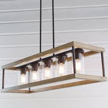 Rectangular Light Fixtures For Dining Rooms Rustic Wooden Wrought Iron Chandeliers Shades Of Light