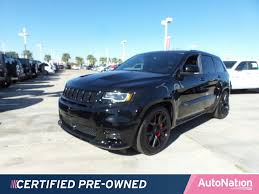 used jeep grand houston used jeep grand srt for sale in houston tx edmunds