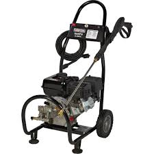 ironton gas cold water pressure washer u2014 2 600 psi 2 3 gpm model
