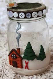 scrappy designs holiday mason jar candle holder
