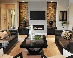 decor ideas for small living room wall paneling on the side of fireplace of a small living room