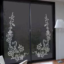 stickers pour fenetre cuisine stickers depoli pour fenêtre adhésif décoratif sticker pour les vitres
