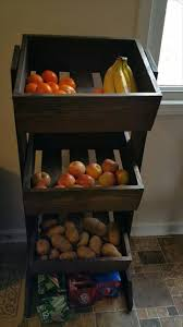 Kitchen Furniture Ideas by Pallet Fruit And Vegetable Organizer 150 Wonderful Pallet