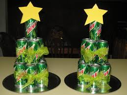 mt dew tree or something funny gift for hubster he he
