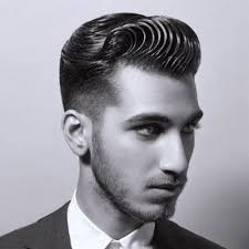 50s 60spompadour haircut 1950s hairstyles for men