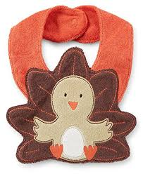 thanksgiving toddler clothes thanksgiving turkey baby terry teething bib by carters baby