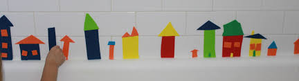 bath tub town with sheets of foam kidlist u2022 activities for kids