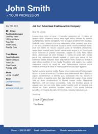 writing a professional cover letter writing a professional cover