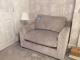 one and a half seater sofa cuddle chair one and half seat small couch in chryston glasgow