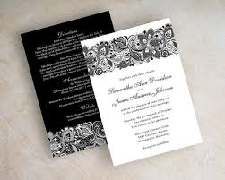 wedding invitations black and white 185 best weddings paper stuff images on alibaba