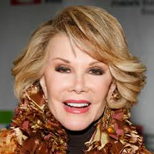 joan rivers comedian talk show host actress reality