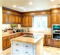 kitchen soffit ideas cabinet soffit ideas of painted kitchen cabinets ideas above