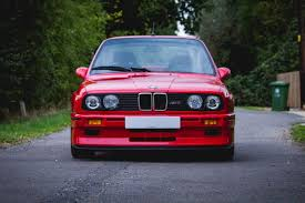 Bmw M3 1990 - iconic bmw m3 e30 evo iii could fetch up to 140k at auction