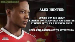 Bench Warmers Quotes Alex Hunter On Fifa 17 Troll Football