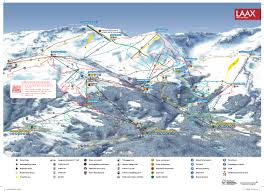 New Mexico Ski Resorts Map by Flims Laax Falera Ski Resort Guide Location Map U0026 Flims Laax