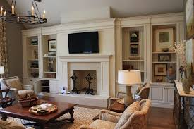 Family Room Built In Ideas Living Room Traditional With White - Family room bookcases