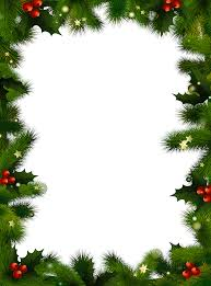 free printable christmas clipart borders clipartxtras