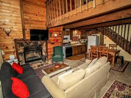 three bears cabin 2 bd rustic cabin with loft furnished