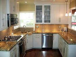 Open Kitchen Designs For Small Kitchens Open Kitchen Design For Small Kitchens 2 Simple Kitchen Detail