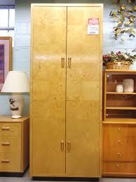 Henredon King Size Bedroom Set Decor Mid Century Modern Brutalist Teak And Walnut Modern Armoire
