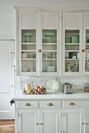Kitchen Cabinet Glass Best 10 Vintage Kitchen Cabinets Ideas On Pinterest Country