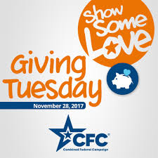 giving tuesday combined federal caign of new