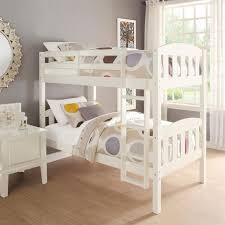 Dorel Twin Over Twin Wood Bunk Bed Walmart Canada - Twin over twin bunk beds