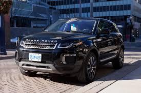 range rover truck 2016 review 2016 range rover evoque still a posh sport ute toronto star