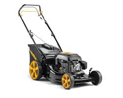 push u0026 self propelled petrol lawn mowers mcculloch