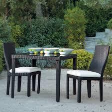 chaise tress e table resine tressee table et chaise de jardin en aluminium