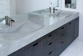 Concrete Bathroom Sink by Concrete Vanity Sink