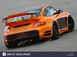 porsche gemballa 911 porsche gemballa avalanche gtr 750 orange back spoiler no