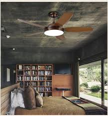 Dining Room Ceiling Fans With Lights Industrial Ceiling Fan L American Dining Room Led Fan Light
