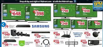 walmart 4k tv black friday walmart black friday sale has crazy good tech deals