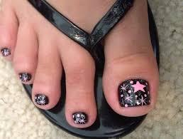12 nail art ideas for your toes polka dot toes toe nail designs