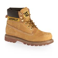 womens caterpillar boots uk caterpillar colorado boots honey free uk delivery on all