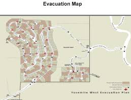 Yosemite Valley Map Emergency Contacts For Yosemite West Property U0026 Homeowners Inc