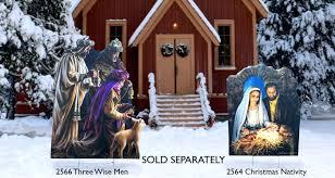 lighted merry christmas yard sign christmas yard signs holiday lighted merry jesus energokarta info