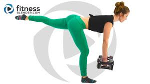 at home and thigh workout sculpting lower